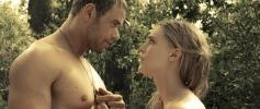 Kellan Lutz and Gaia Weiss still from film The Legend of Hercules