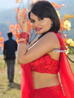 Kushi in Kannada Movie Love Is Poison