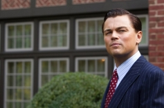 Leonardo DiCaprio in The Wolf of Wall Street 2013