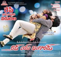 Love You Bangaram Movie Poster
