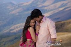 Madhurima and Karan Rao in Kannada Movie Savari 2