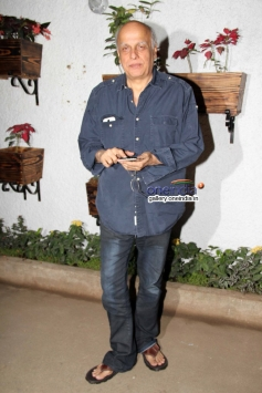 Mahesh Bhatt during the first look launch of Ya Rab