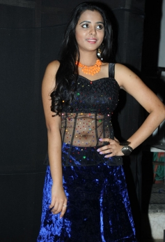 Manasa at FNCC New Year Celebrations 2014