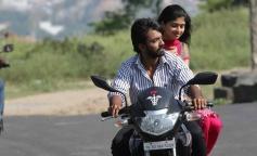 Maruthi and Mridula Bhaskar still from film Marumunai