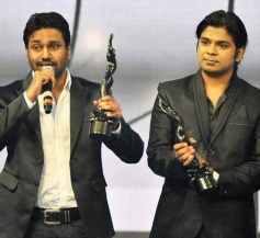 Mithoon, Ankit Tiwari and Jeet Ganguly won the Best Music award for Aashiqui 2