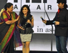 Monali Thakur won the Best Playback Singer (Female)