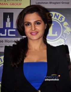 Monica Bedi during the 20th Lions Gold Awards 2014