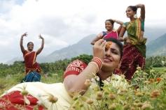 Monica still from film Nathikal Nanaivathillai