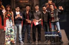 Music launch of film Gunday