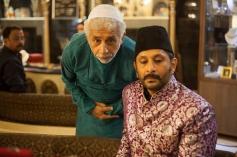 Naseeruddin Shah and Arshad Warsi still from film Dedh Ishqiya
