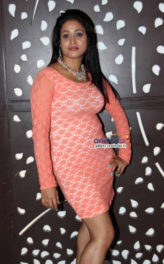 Nayana Amit at the music launch of film Needar The Fearless