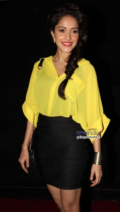 Nushrat Bharucha at the first look of film Darr @ The Mall