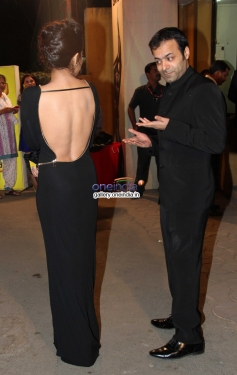 Pallavi Sharda at the 59th Idea Filmfare Awards 2013