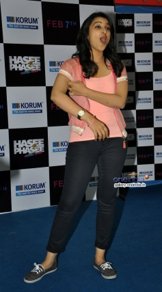 Parineeti Chopra at Korum Mall Thane for Hasee Toh Phasee film promotion