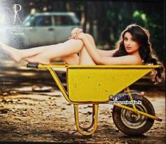 Parineeti Chopra on Dabboo Ratnani's 2014 Calendar
