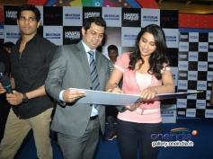 Parineeti Chopra signs the KORUM autograph book