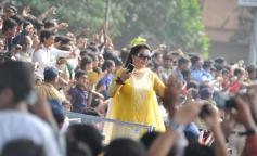 Poonam Dhillon at Republic Day Parade