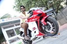 Prajwal Devaraj in Kannada Movie Nee Naade Naa