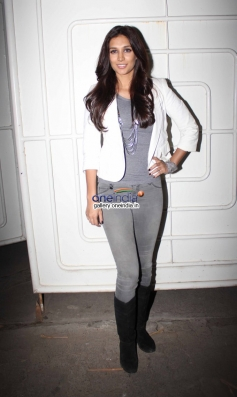 Preeti Desai at One By Two special screening