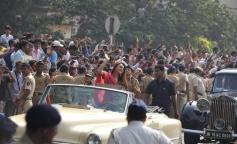 Preity Zinta at Republic Day Parade