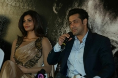 Press conference of Jai Ho film at Dubai