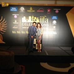 Priyanka Chopra & Anil Kapoor IIFA Press Conference 2014 at Los Angeles