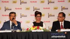 Priyanka Chopra during the press conference of 59th Idea Filmfare Awards 2013