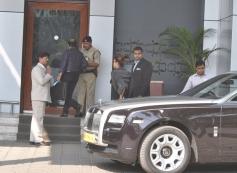 Priyanka Chopra leave to Udaipur