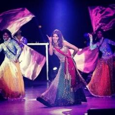 Priyanka Chopra performed at a wedding in Udaipur