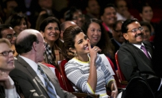 Priyanka Chopra at the IIFA Press conference 2014