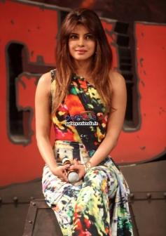 Priyanka Chopra at the music launch of film Gunday