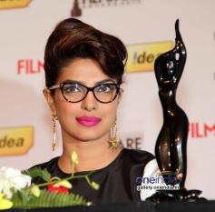 Priyanka Chopra at the press conference of 59th Idea Filmfare Awards 2013