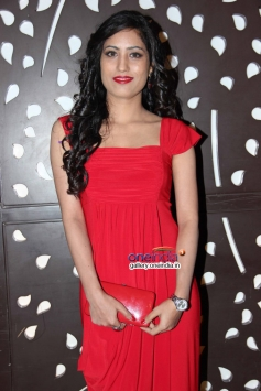 Priyanka Minhas at the music launch of film Needar The Fearless