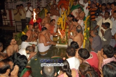 Puja at Tirupati - Vaikunta Ekadasi Celebration 2014