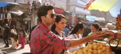 Raj Kumar Yadav and Kangna Ranaut still from film Queen