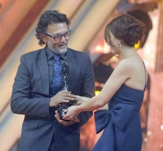 Rakeysh Omprakash Mehra won the Best Director award for his movie Bhaag Milkha Bhaag