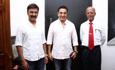 Ramesh Aravind wishes Kamal Haasan for Padma Bhushan Award