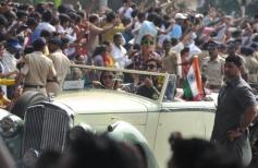 Ranbir Kapoor at Republic Day Parade