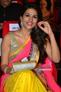 Shraddha Das at Rey Audio Launch