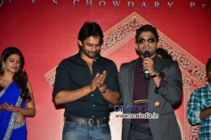 Allu Arjun speaks about Sai Dharam Tej atRey Movie A to Z Look Launch