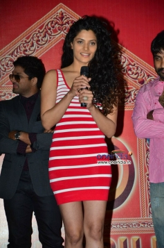 Saiyami Kher at Rey Movie A to Z Look Launch