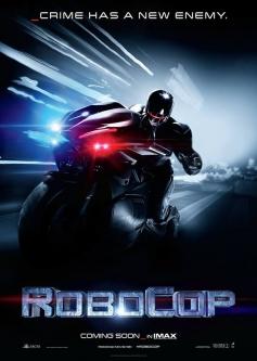 Robocop 2014 poster