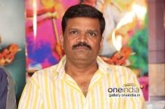 S. Mahendar at Mahakali Film Press Meet