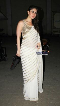 Kareena Kapoor snapped at Mehboob Studio