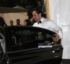 Saif Ali Khan and Kareena Kapoor snapped at Mehboob Studio