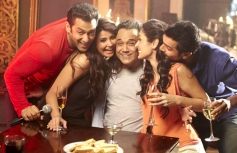 Salman Khan, Daisy Shah, Yash Tonk, Ashmit Patel in Bollywood Movie Jai Ho
