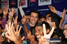 Salman Khan at the special screening of Jai Ho for NGO Kids