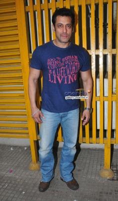 Salman Khan at Jai Ho special screening for NGO Kids