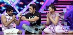 Salman Khan gifted his bracelet to Nach Baliye contestant Vinod