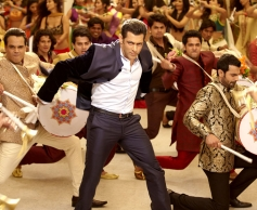 Salman Khan in Bollywood Movie Jai Ho
